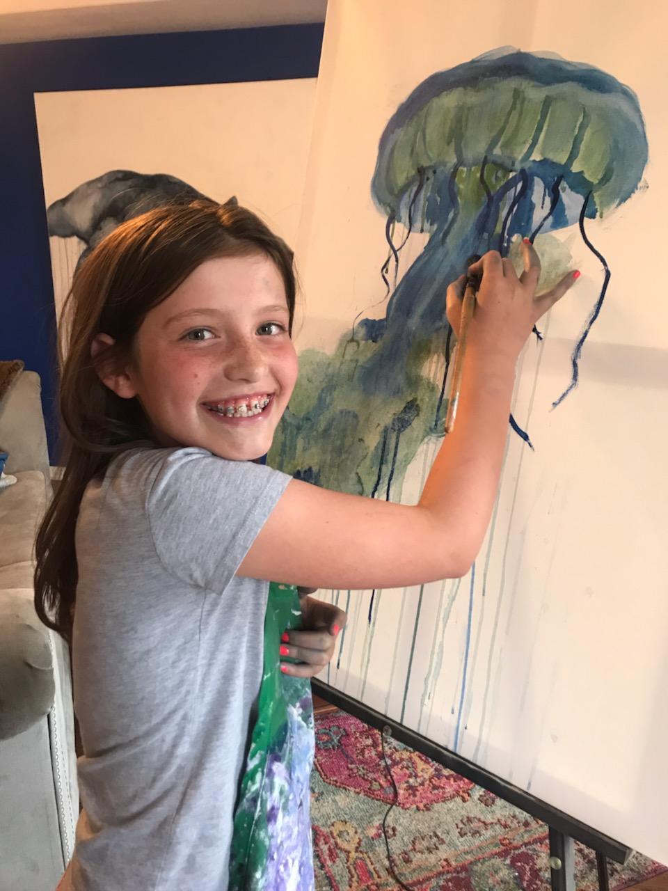 Colorado Springs Private Art Classes with Sofia Hernandez Crade